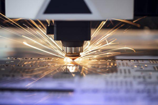 cięcie laserowe stali
